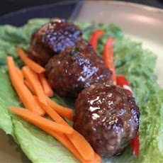 Cocktail Meatballs I