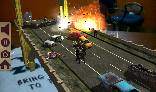TableZombies AugmentedReality - screenshot