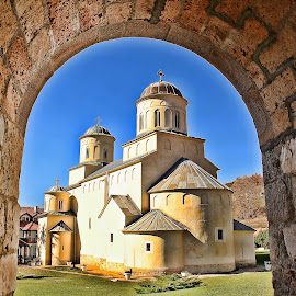 by Гојко Галић - Buildings & Architecture Places of Worship ( building, orthodoxy, churches, monasteries, architecture )