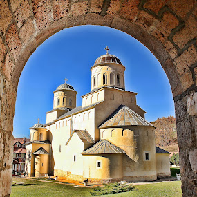 Monastery Mileseva by Гојко Галић - Buildings & Architecture Places of Worship ( building, orthodoxy, churches, monasteries, architecture )