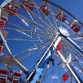 by Angel Fucito - City,  Street & Park  Amusement Parks