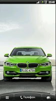 Screenshot of BMW 3 Series Live Wallpaper