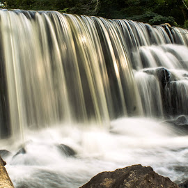 by Samuel DiChiara - Novices Only Landscapes ( water, waterscape, waterfall, landscape, river )