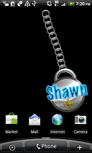 Shawn Name Tag