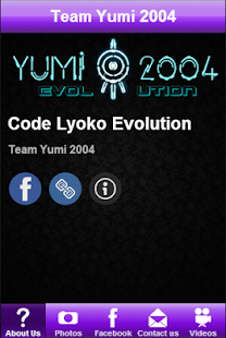 Yumi 2004 Mobile App - screenshot