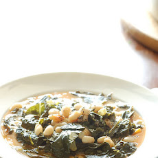 Black and White Mexican Bean Soup