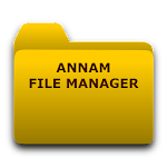 Annam File Manager file APK Free for PC, smart TV Download