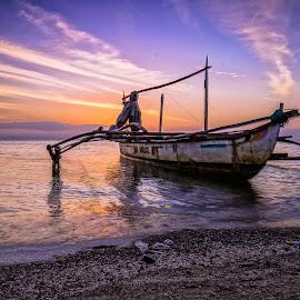 Magical Ride by Karen Lee - Transportation Boats