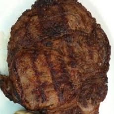 Barbecued Cowboy Steaks