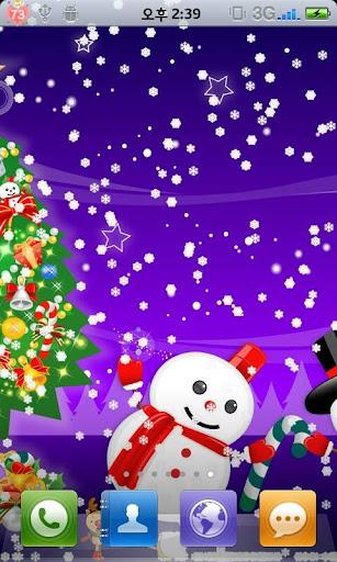 Christmas Wallpaper Sixth