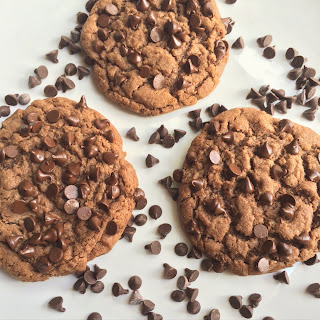 Nutella Chocolate Chip Cookie