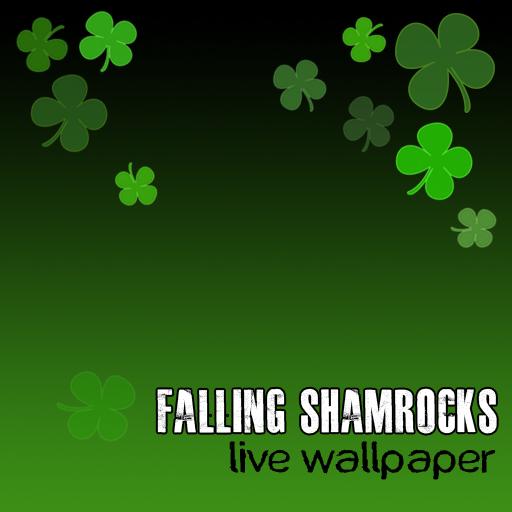 Live Wallpaper Shamrocks LOGO-APP點子