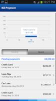 Screenshot of BBVA Compass Mobile Banking