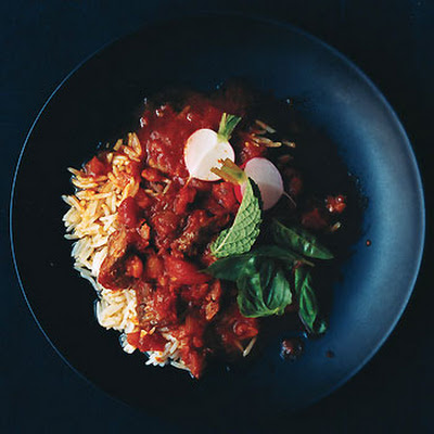 Persian Beef-and-Split-Pea Stew
