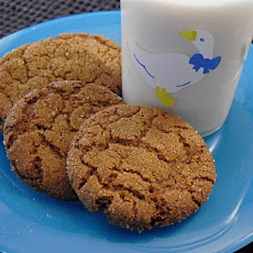 Wicklewood's  Ginger Nut Biscuits (Gluten Free)