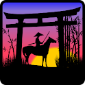 Samurai Rider Live Wallpaper icon