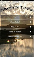 Screenshot of Tenerife Vacation Guide