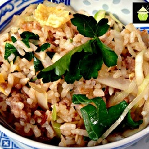 Quick and Simple Fried Rice
