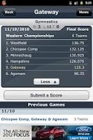 Screenshot of Louisiana High School Sports