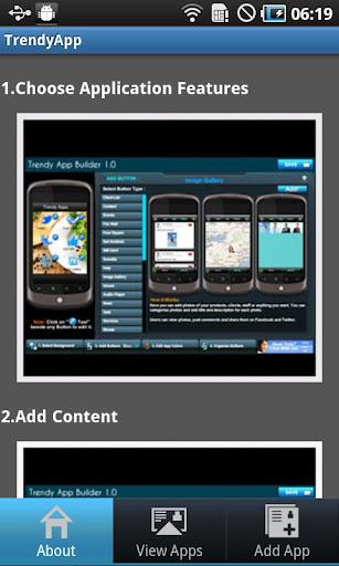 Trendy App