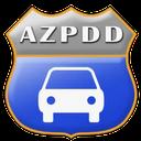 AZPDD Тесты ПДД Азербайджана mobile app icon