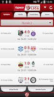Screenshot of Fußball-Bundesliga