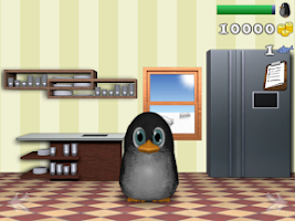 Screenshot of Puffel the penguin