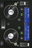 Screenshot of Pocket DJ Vintage