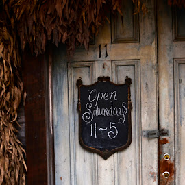 Shop in Port Costa, California by Greg Koehlmoos - City,  Street & Park  Markets & Shops ( san francisco bay area, window shopping, quaint shops, port costa, shops, port costa california )