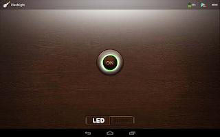 Screenshot of Smart Flashlight