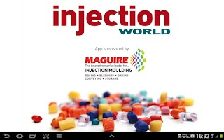Screenshot of Injection World magazine