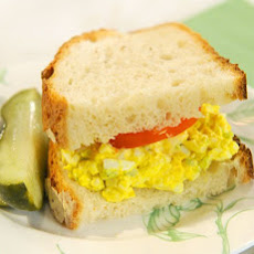 Mom's Egg Salad Sandwich