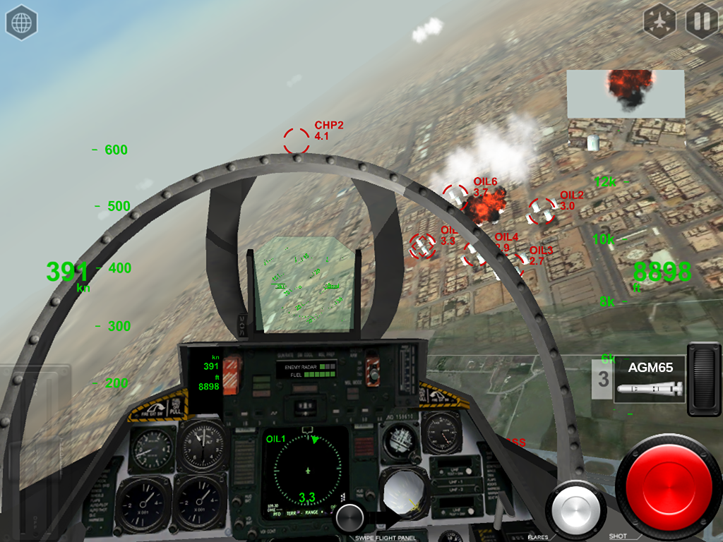 AirFighters Pro Screenshot 10