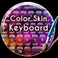 Download Keyboard Skin Color APK