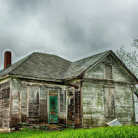 Abandoned by Molly Beale - Buildings & Architecture Homes ( home, hdr, house, decayed, abandoned,  )