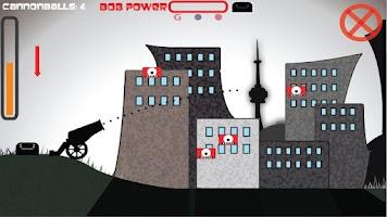 Screenshot of Cannon Man Bob