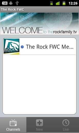 The Rock FWC