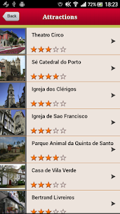 Porto Offline Travel Guide - screenshot