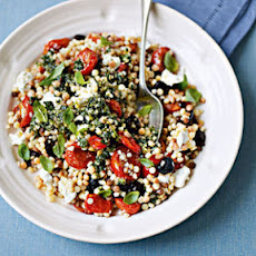 Fregola Sarda Pasta with Tomatoes