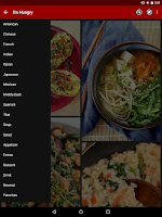 Screenshot of I'm Hungry: Vegetarian Recipes