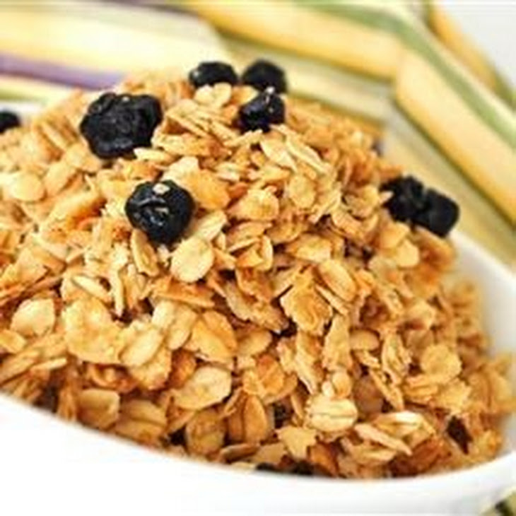 Coconut Granola Recipe | Yummly