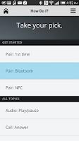 Screenshot of Plantronics Hub™