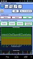 Screenshot of Asthma Monitor