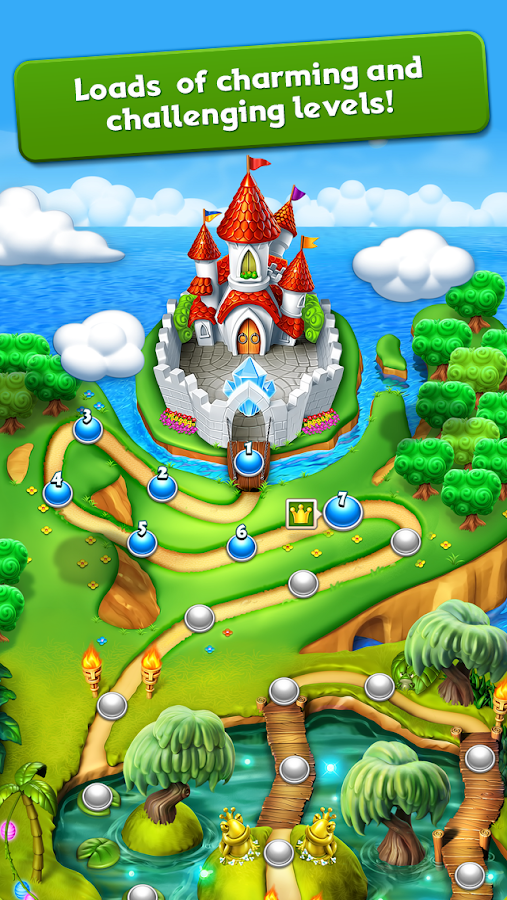 Charm King Screenshot 2