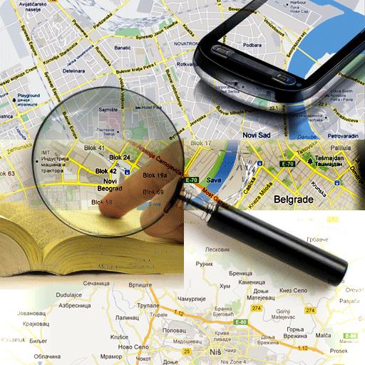 Android aplikacija Inđija - Gradski informator
