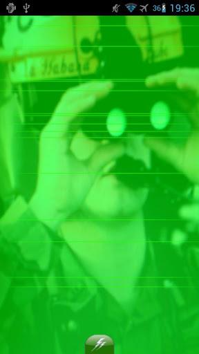夜視攝像機