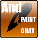 AndPaintChat icon