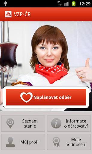 Daruj krev s VZP