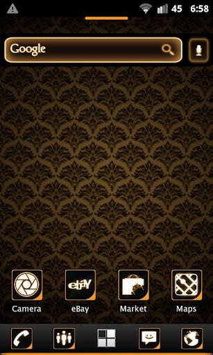 ADWTheme Orange Icons