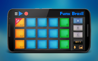 Screenshot of Funk Brasil
